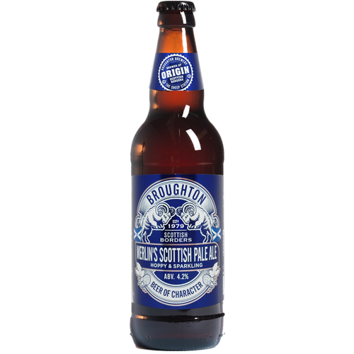 MERLIN'S SCOTTISH PALE ALE