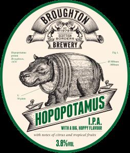 broughton hopopotamus ipa