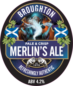 broughton merlins ale