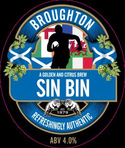 broughton sinbin ale
