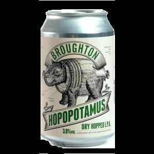 Hopopotamus IPA Can