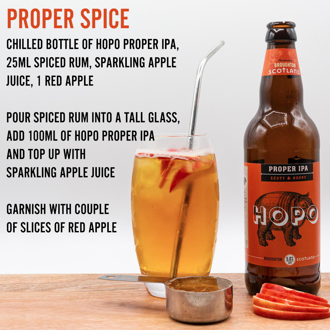 proper spice