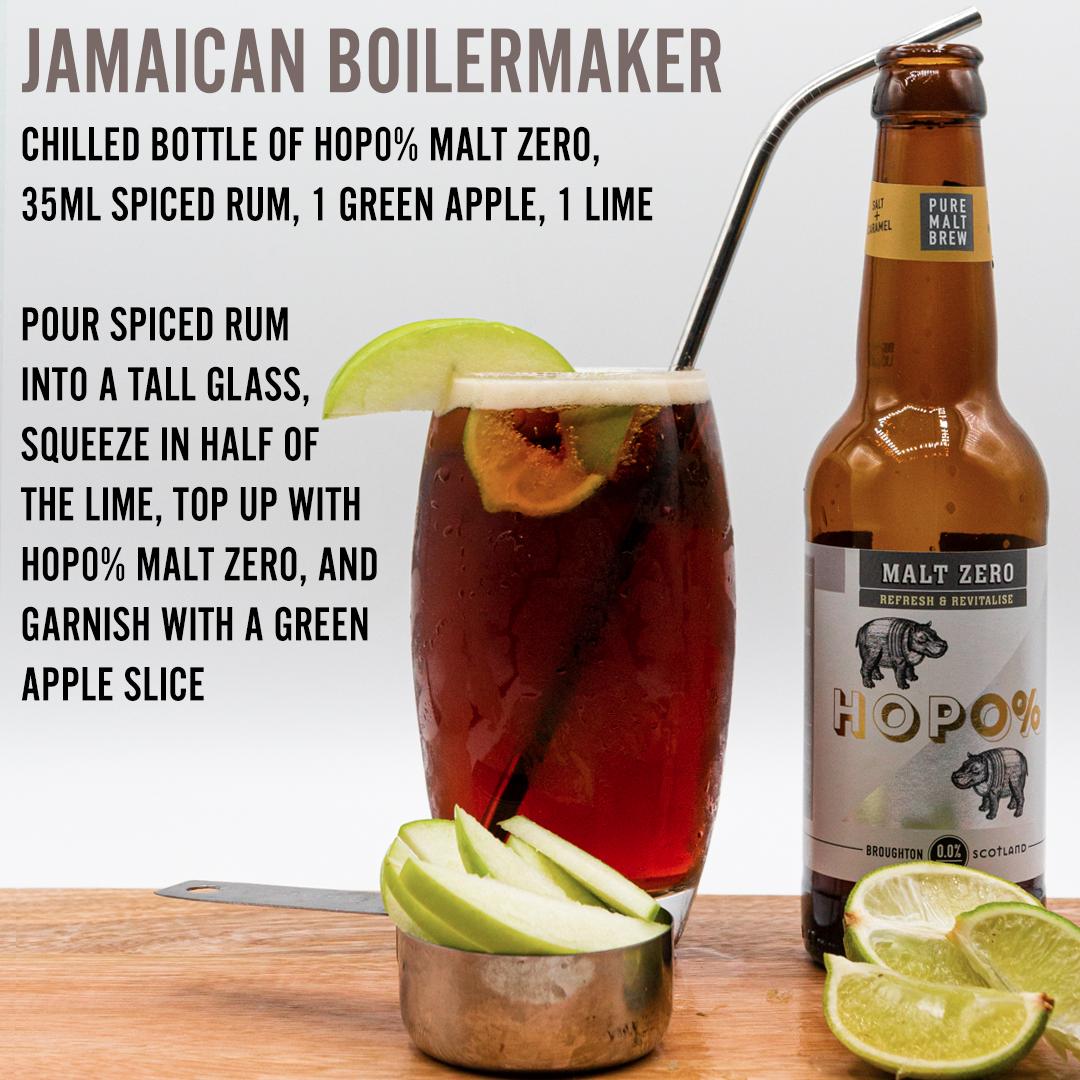 jamican boilermaker