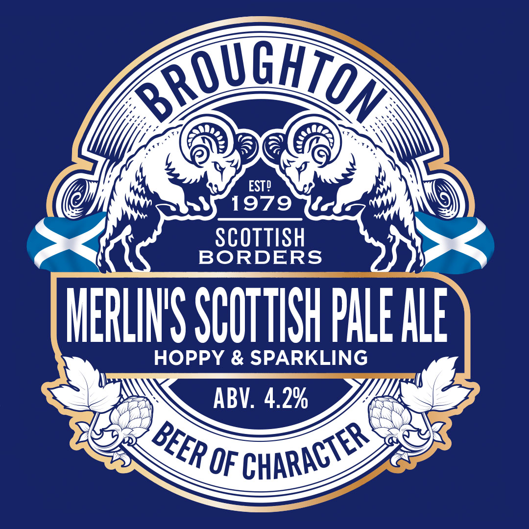 merlin pale ale