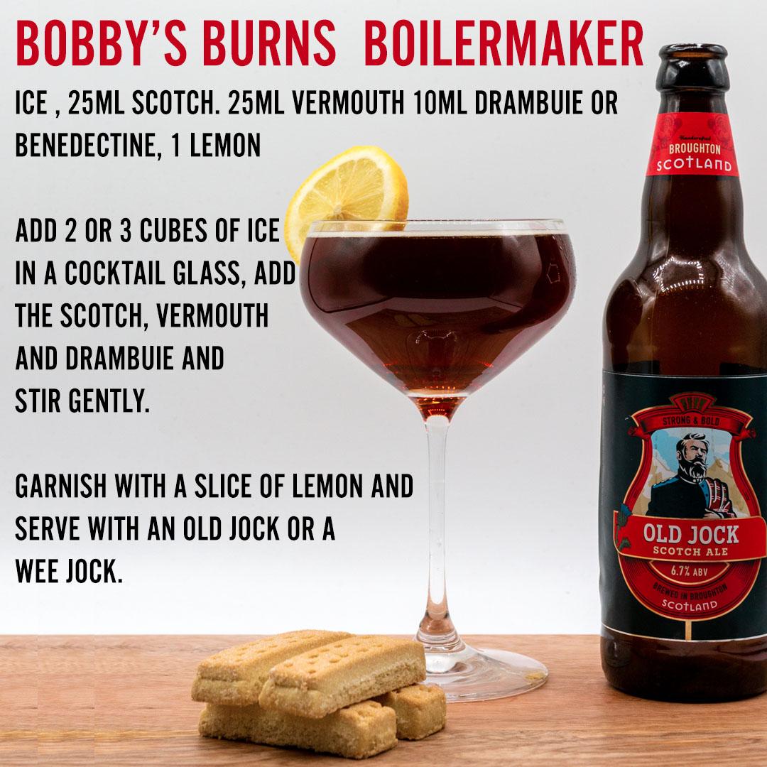 burns boilermaker